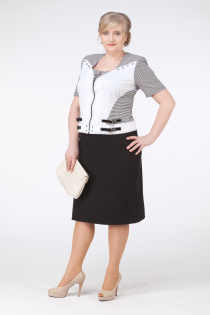 INTER-IREX Polish manufacturer of fashion offers large elegant women's clothing wholesale from Poland